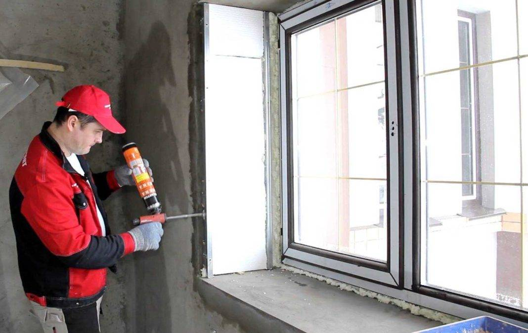 Как утеплить пластиковые окна своими руками правильно