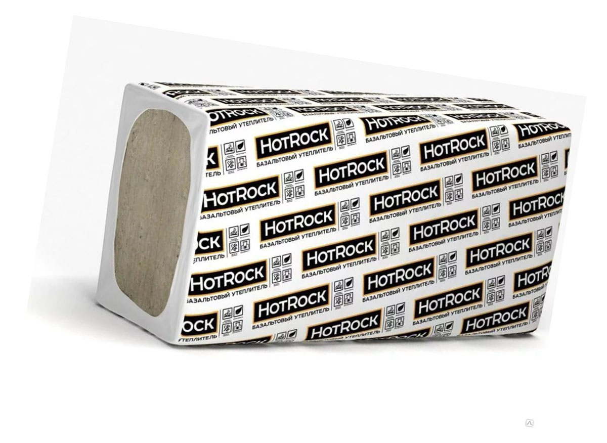 Теплоизоляционные материалы hotrock.