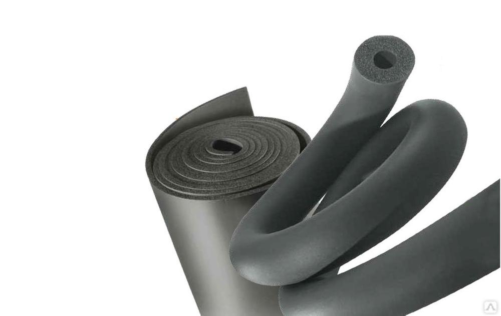 Теплоизоляционные трубки из вспененного каучука: свойства и особенности монтажа