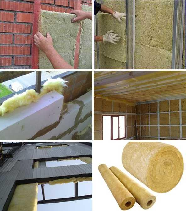 Утепление стен квартиры внутри: стекловатой, пенопластом, какие правила нужно соблюдать