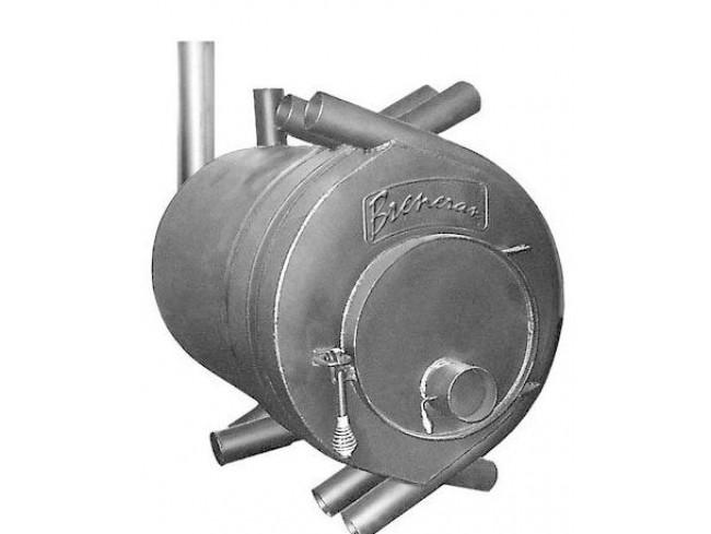 Булерьян с водяным контуром: конструктивные особенности и требования к установке
