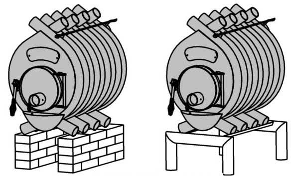 Печь булерьян своими руками: делаем печь булерьян, изучив чертеж и схему изготовления и сборки