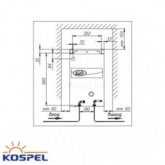 Котел электрический отопительный kospel ekco.l2m 21z (мощность 21 квт) - купить в перми в магазине дом котлов, цена на электрокотел коспел екко л2 - пермь. описание, характеристики, отзывы и фото.