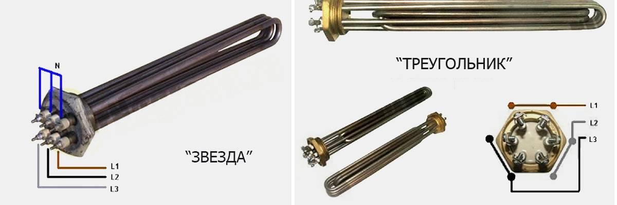 Как выбрать и подключить тэн для радиатора отопления