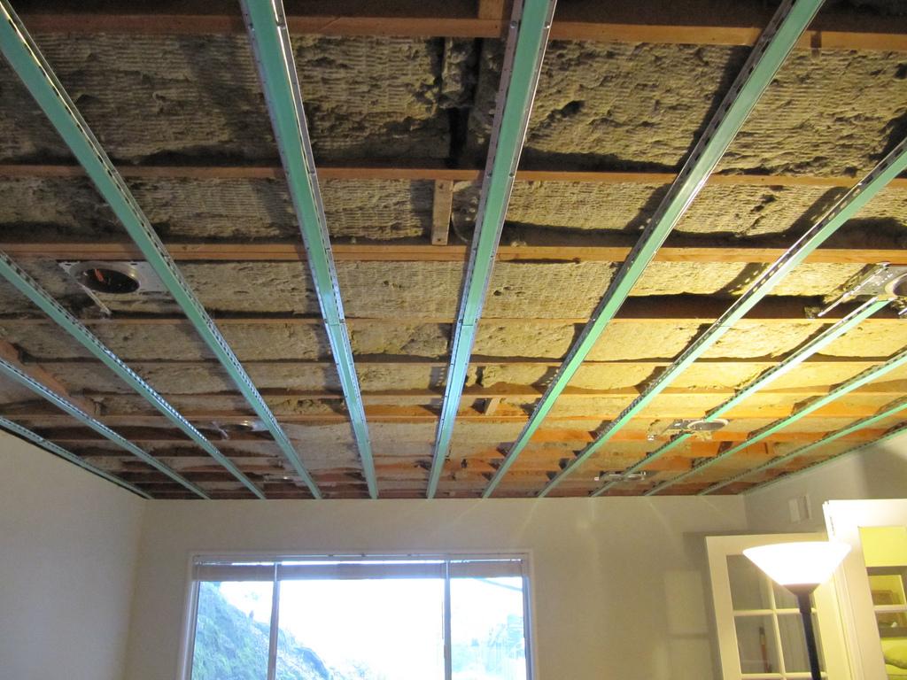 Технология утепления потолка в частном доме