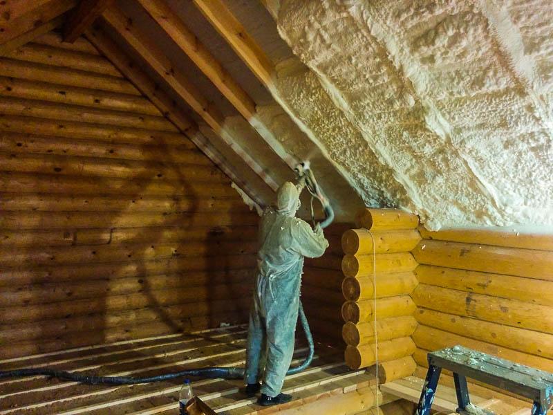 Пена для утепления стен дома в баллонах | утепление монтажной пеной между стенами, снаружи