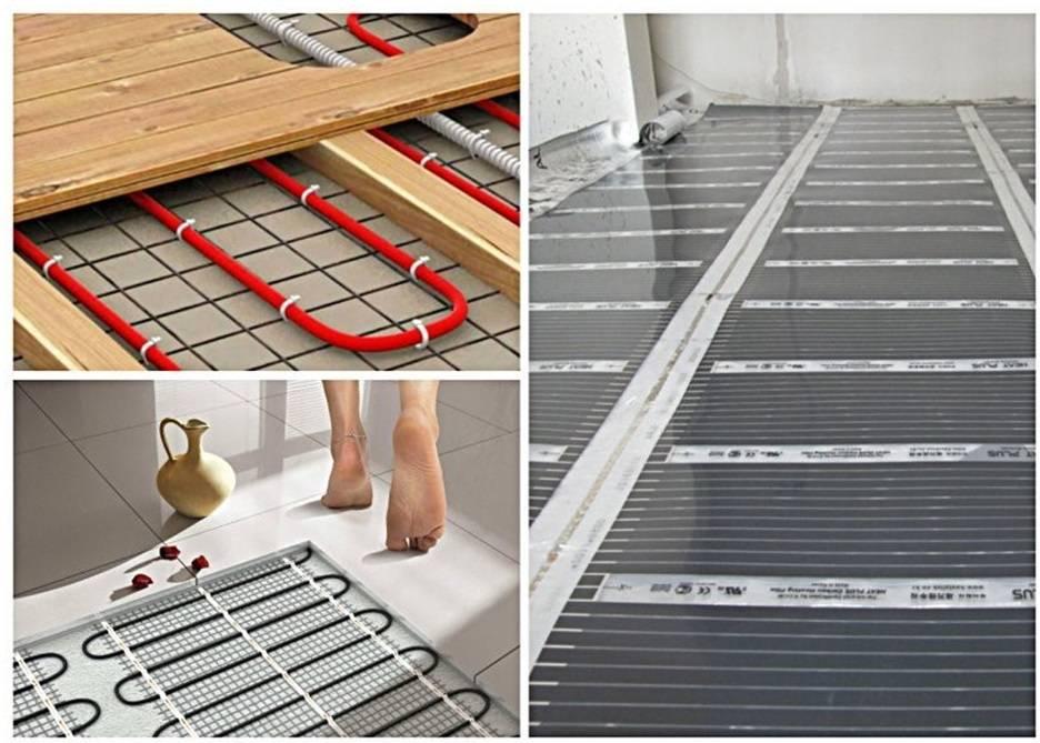 Тёплый пол на кухне под плитку: особенности, преимущества и недостатки, монтаж, фото