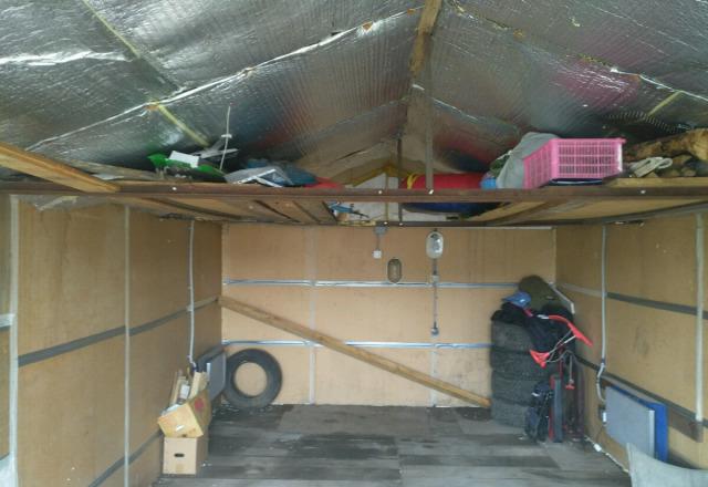 Правильное утепление гаража своими руками