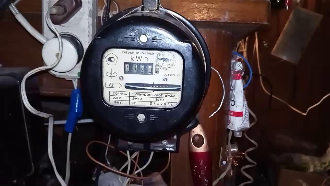 Счётчик электроэнергии много наматывает: причины, как проверить и что делать