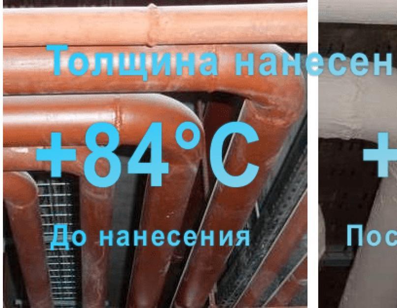 Особенности сверхтонкой теплоизоляции