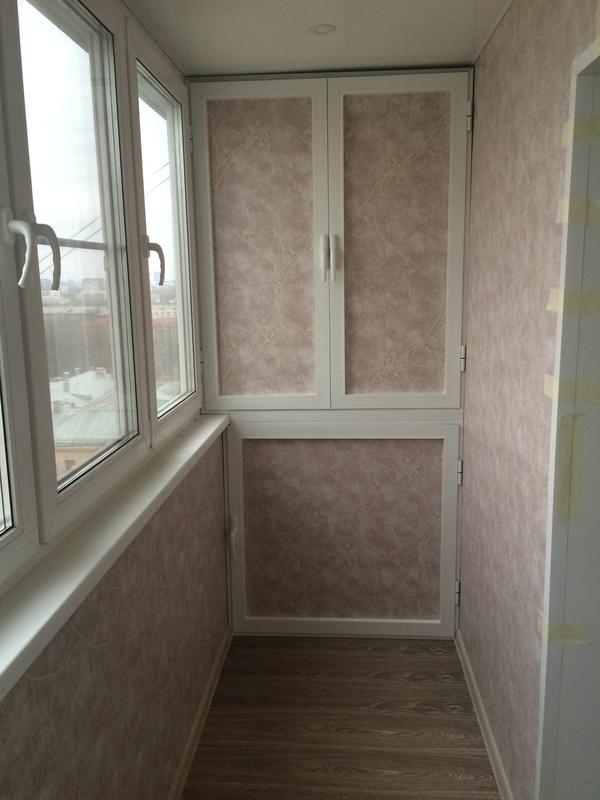 Обшивка балкона пластиковыми панелями: выбор, качество