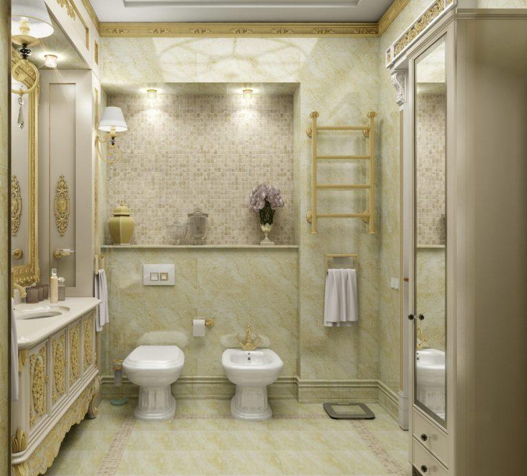 Классический дизайн ванной комнаты: оптимальные сочетания дизайна и лучшие идеи для классического стиля (120 фото + видео)