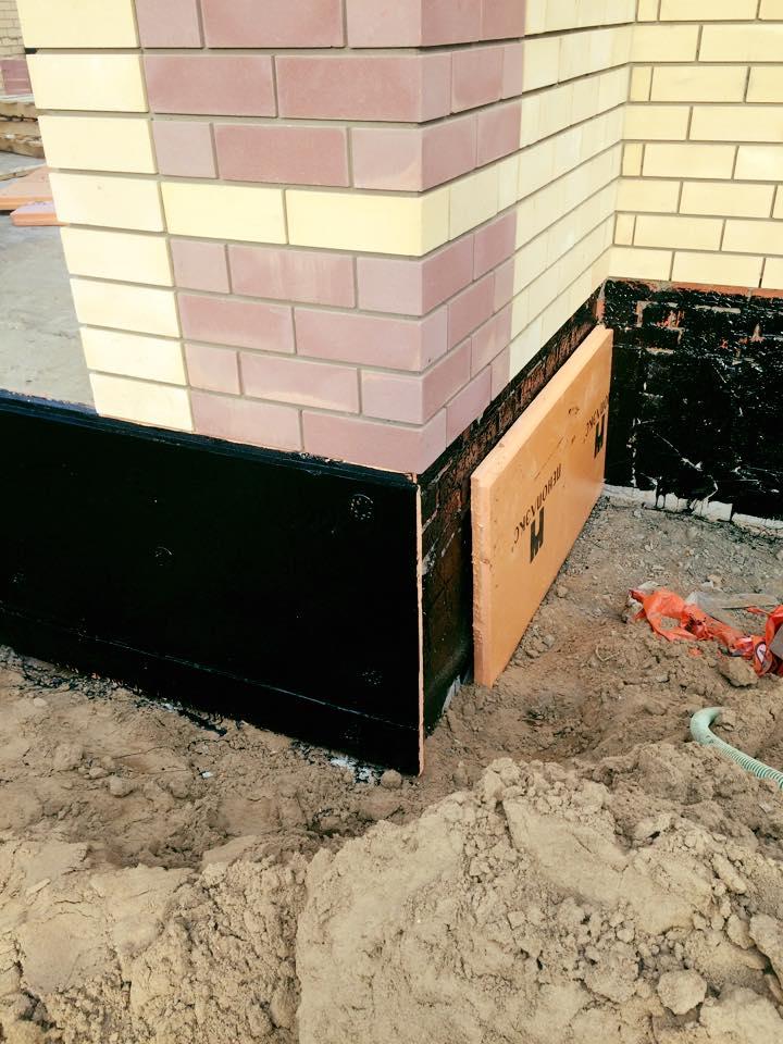 Утепление цоколя фундамента снаружи: чем утеплить фасад цоколя частного дома своими руками, теплоизоляция стен цоколя