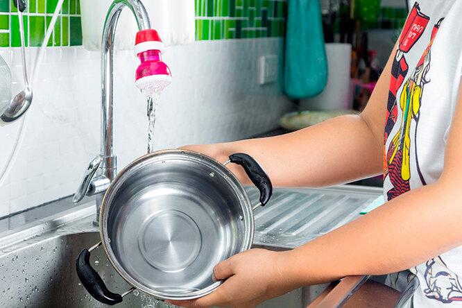 Как быстро помыть посуду: лайфхаки, упрощающие жизнь