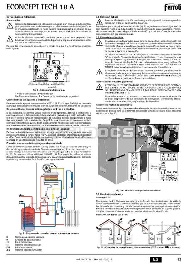 Как выбрать хороший газовый котел двухконтурный ferroli