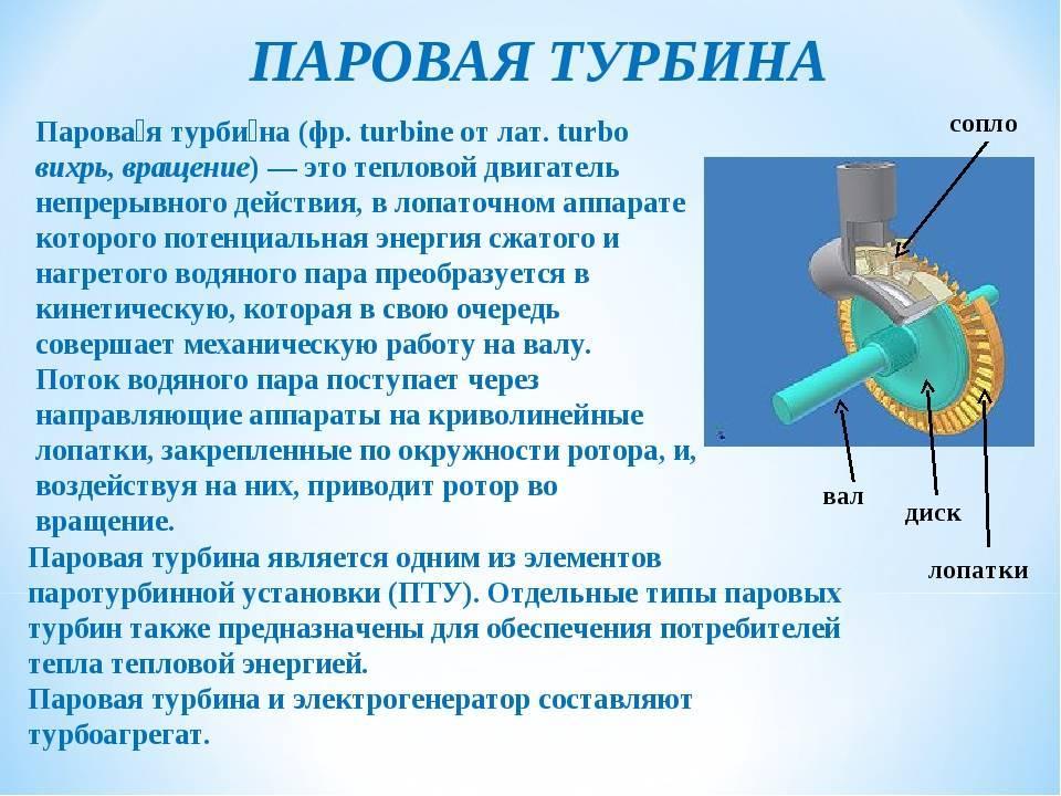 Электрическая турбина: технические характеристики, достоинства и недостатки