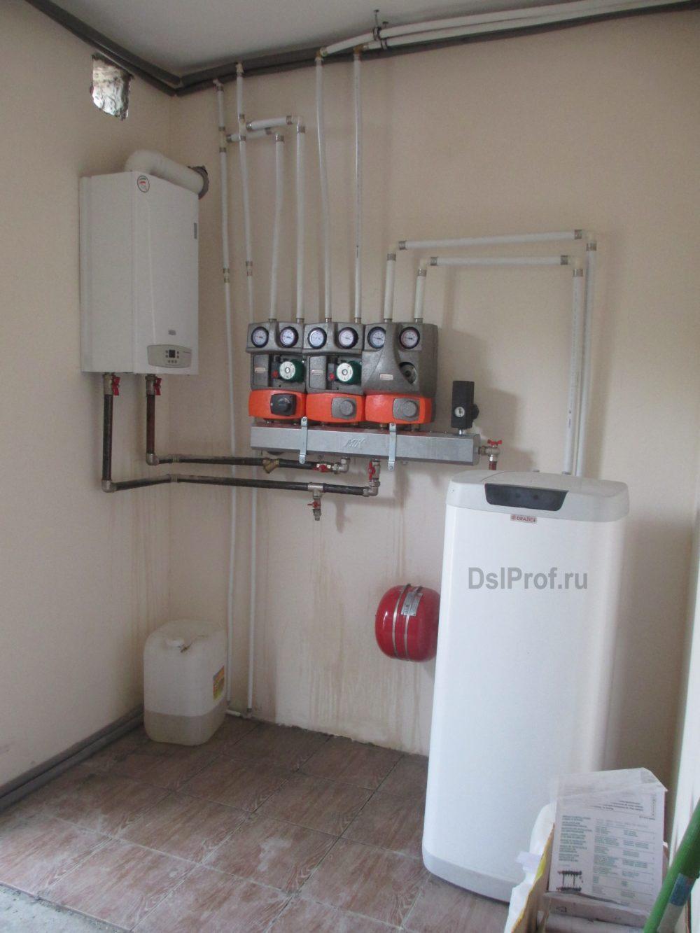 7 советов по обустройству газового отопления загородного дома: варианты и схемы | строительный блог вити петрова