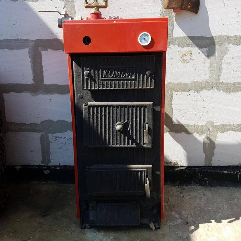 Комбинированный котел газ дрова: достоинства и недостатки