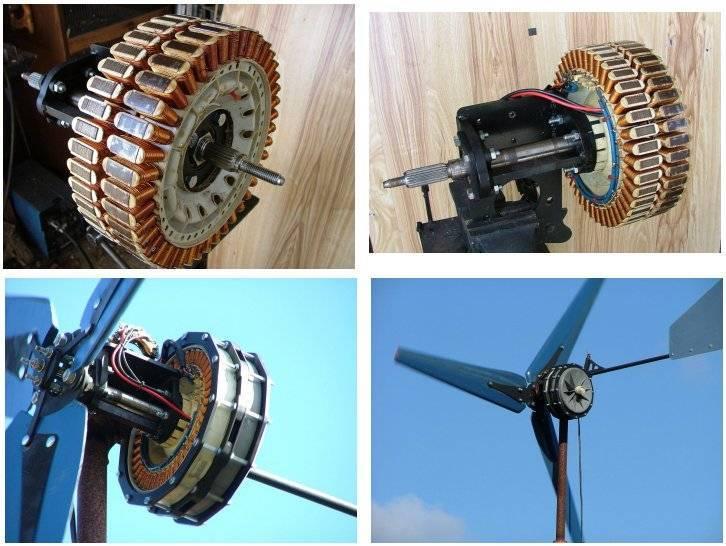 Генератор для ветряка своими руками: инструкции и методы сборки