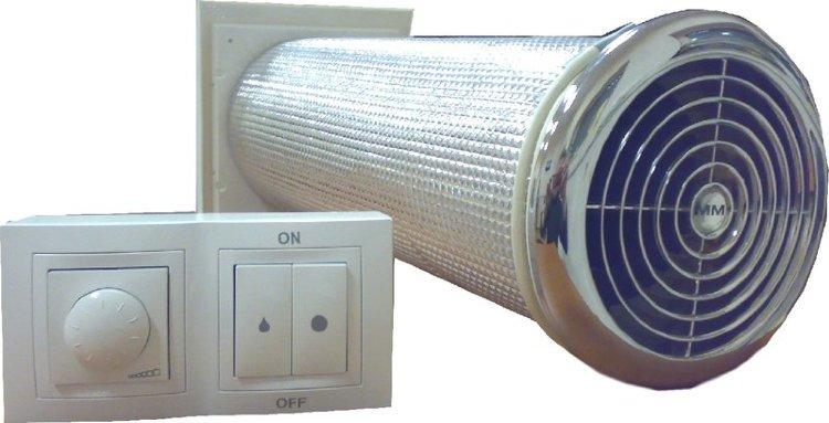 Приточная вентиляция в квартире с фильтрацией: выбор оборудования и пример расчета