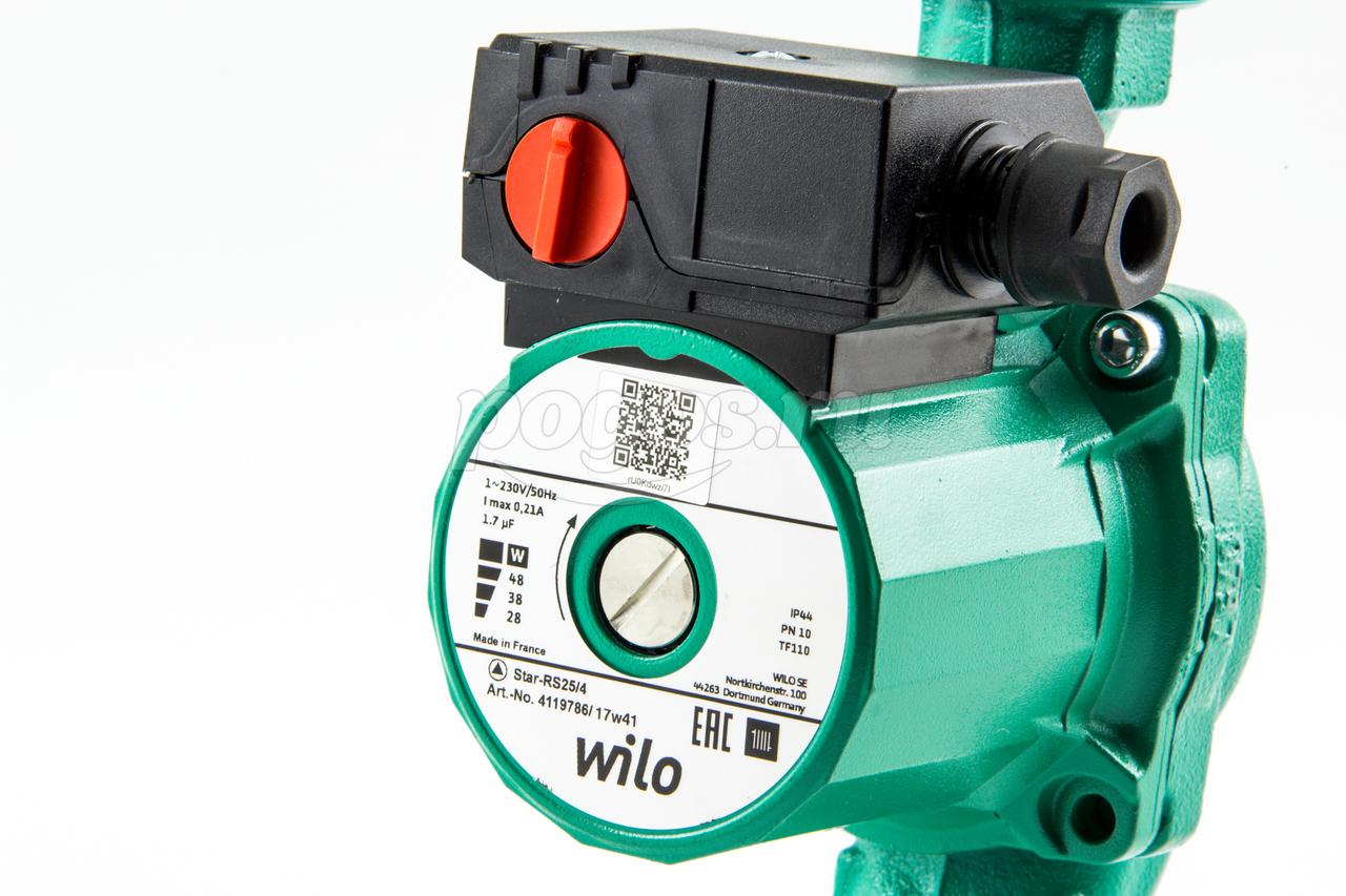 Современные циркуляционные насосы wilo — технические характеристики и эксплуатационные преимущества