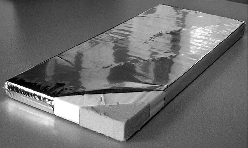 Экранно-вакуумная изоляция  - большая энциклопедия нефти и газа, статья, страница 3