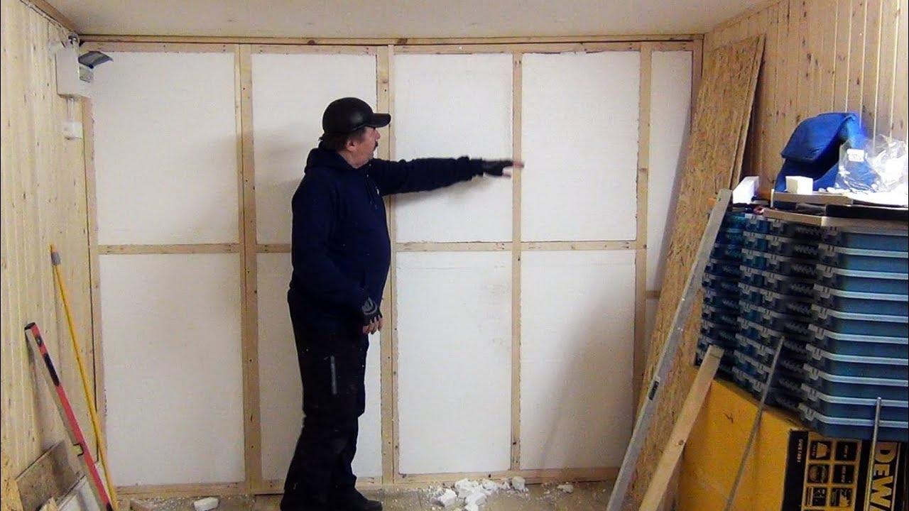 Утепление гаража – пошаговая инструкция, советы и этапы утепления разных типов гаражей изнутри и снаружи