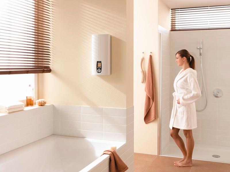 Выбор обогревателя для ванной комнаты — как встроить в интерьер