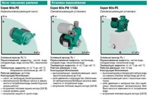 Установка насоса для повышения давления воды: технология монтажа + схемы подключения