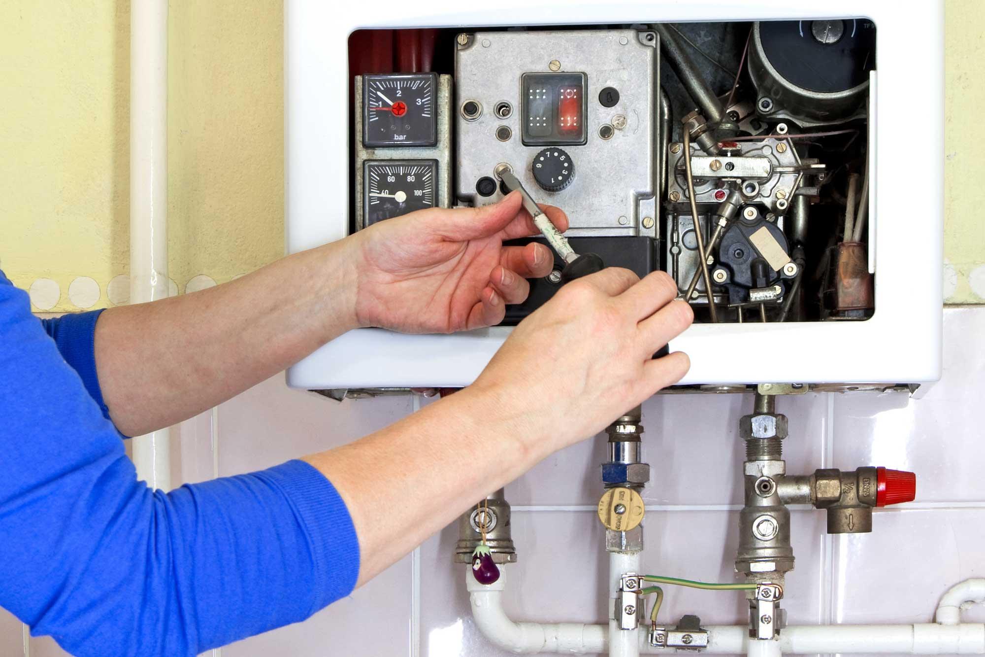 Как пользоваться газовым котлом