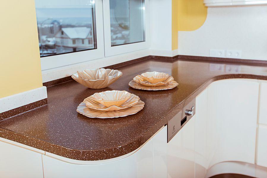 Как выбрать столешницу для кухни: по качеству, по цвету, по размеру