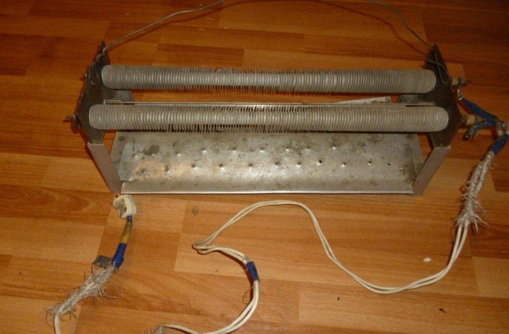 Электрический обогреватель своими руками | всё об отоплении