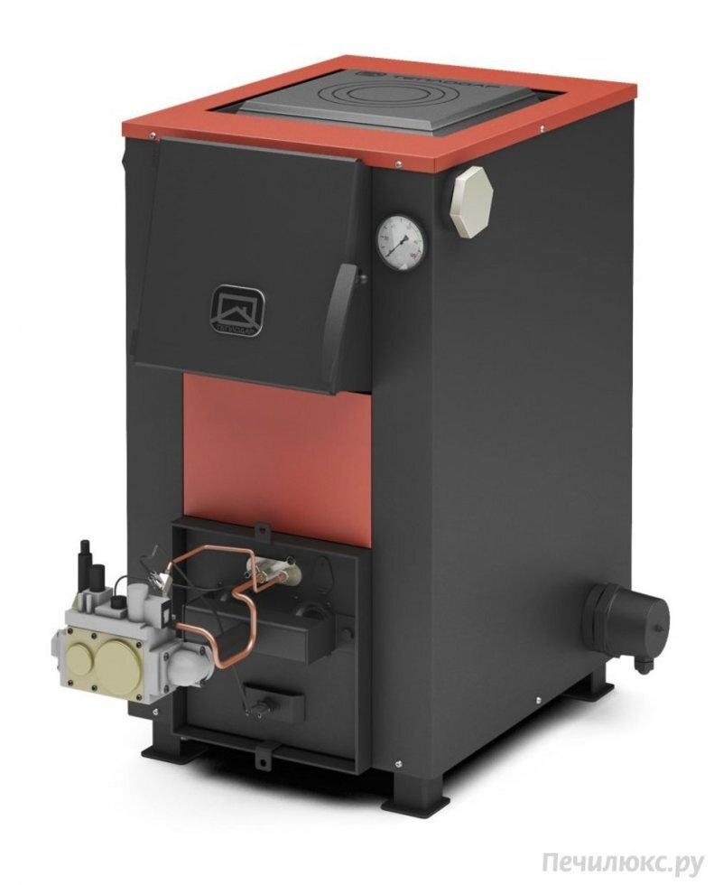 Комбинированный котел газ дрова — принцип работы и особенности функционирования