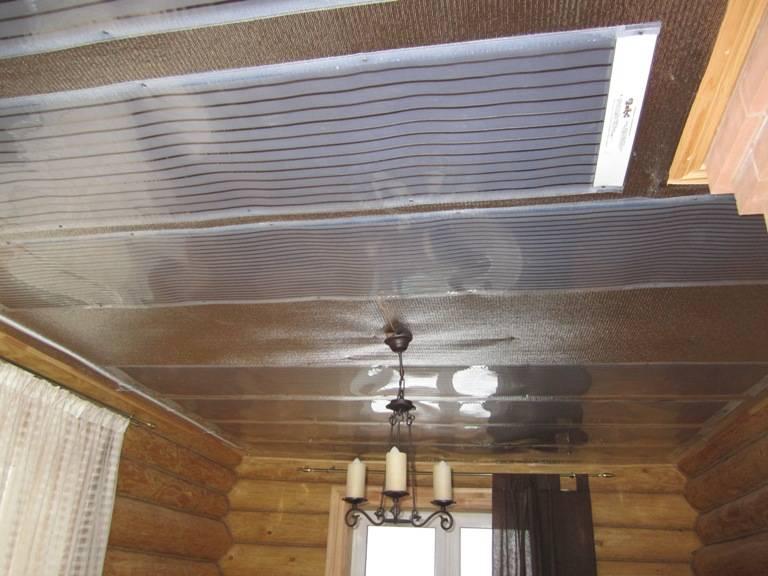 Инфракрасное отопление дома