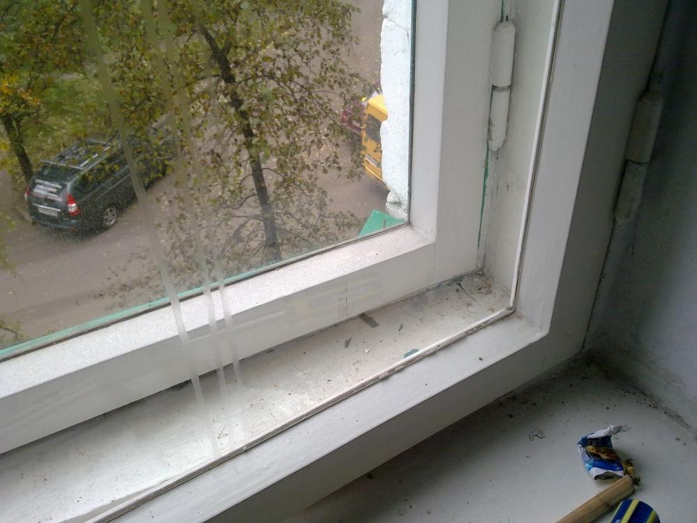 Шведская технология утепления деревянных и пластиковых окон