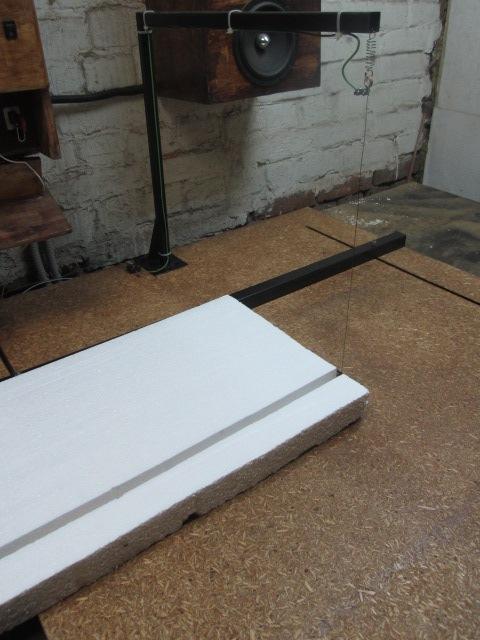 Самодельный станок для резки пенопласта – электрическая схема