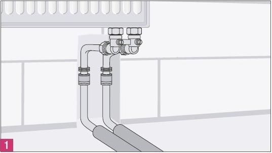 Монтаж и замена труб rehauпод ключ в москве и области от 4 590р.с гарантией 3 года