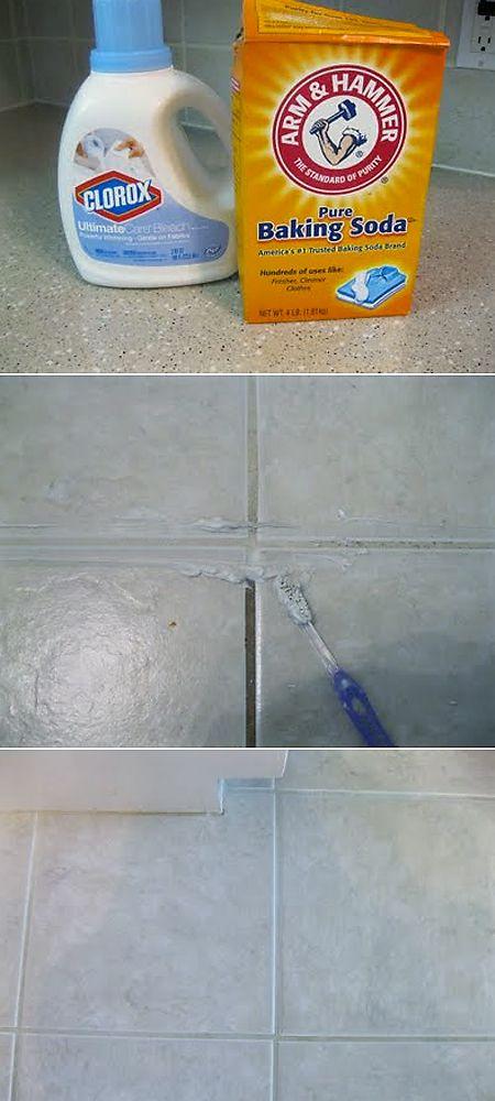 Чем отмыть плитку на полу от въевшейся грязи и пыли