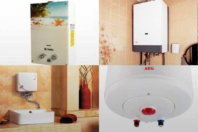 Какой водонагреватель лучше: проточный или накопительный? сравнение характеристик и стоимости приборов