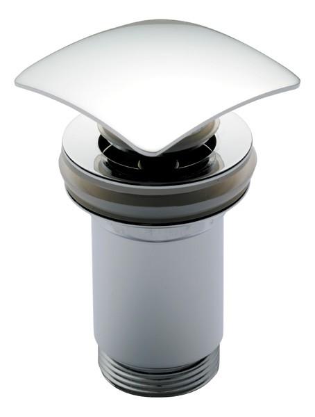 Донный клапан в смесителе: виды и назначение
