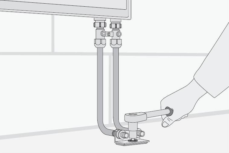 Трубы рехау для отопления: подключение радиаторов, комплектующие, установка в полу