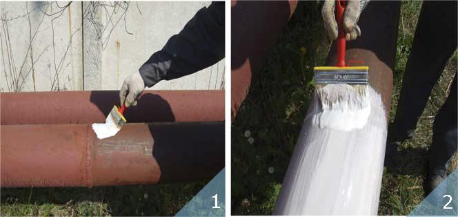 Преимущества и правила использования жидкой теплоизоляции для труб