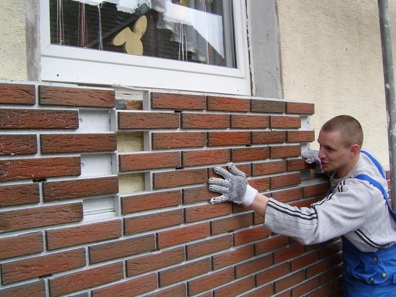Производство фасадных термопанелей для наружной отделки дома своими руками