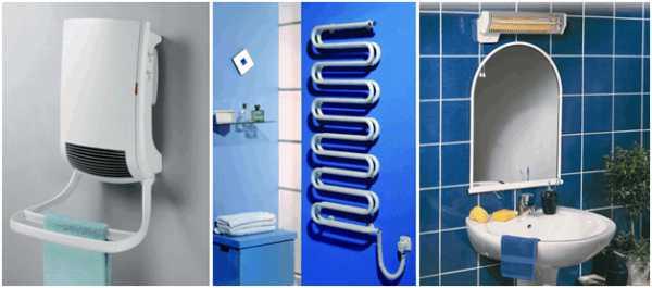 Обогреватель инфракрасный для ванной комнаты – плюсы и минусы