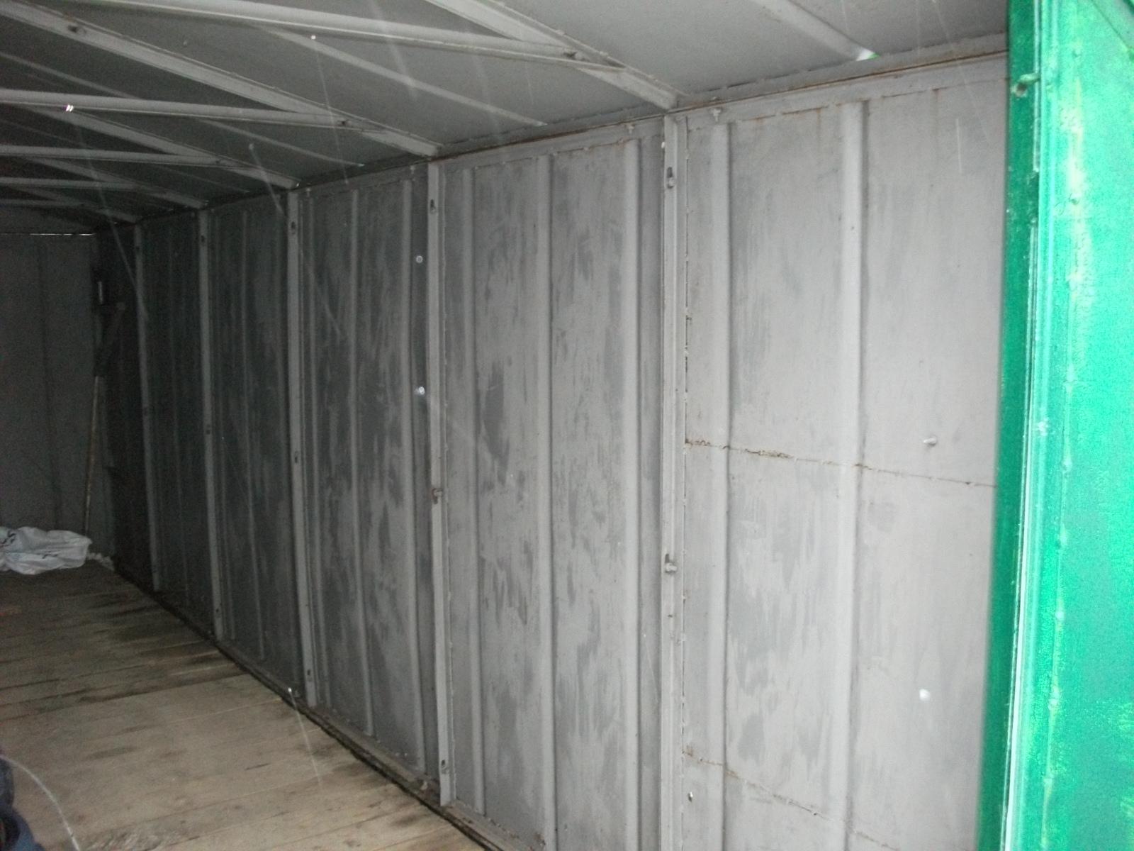 Как правильно провести утепление неотапливаемого металлического гаража изнутри своими руками?