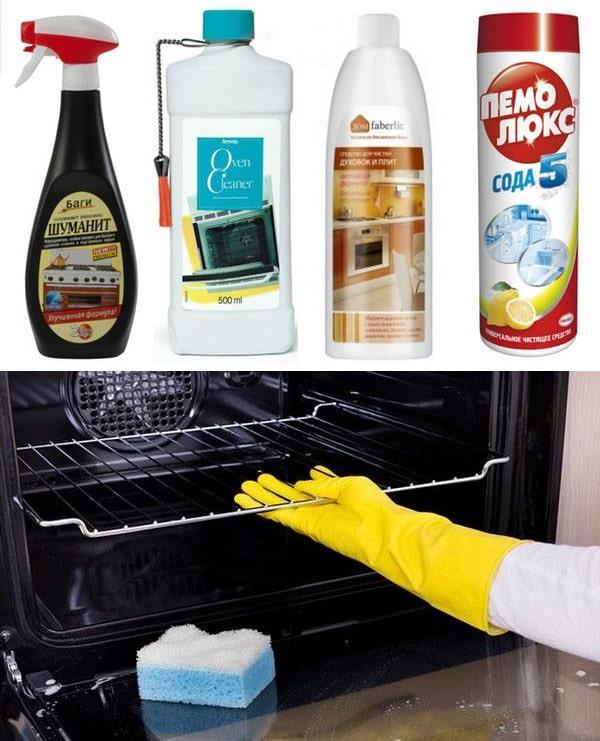 Как отмыть плитку на кухне от жира народными средствами