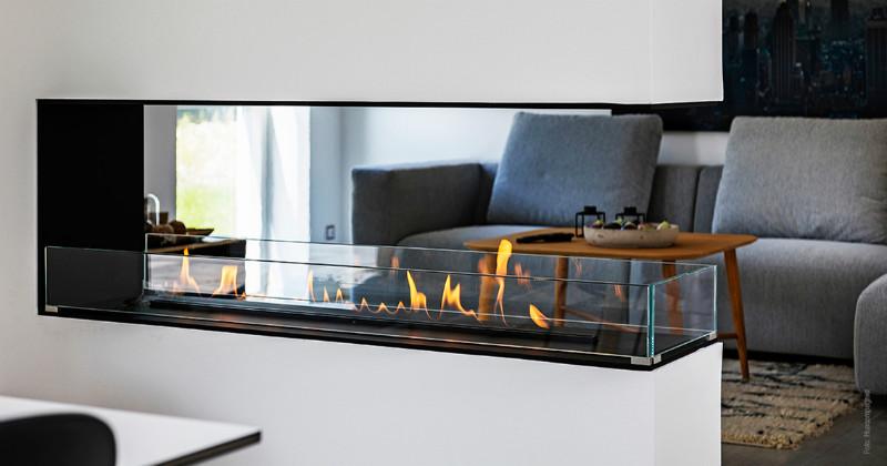 Огнеупорное стекло для печей и каминов: разновидности и характеристики