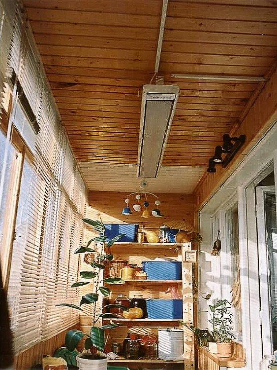 Варианты отопления балкона, конвектор, теплый пол, инфракрасный обогреватель на балконе, как сделать вынос батареи на балкон или лоджию, законно ли это | pomasteru.ru