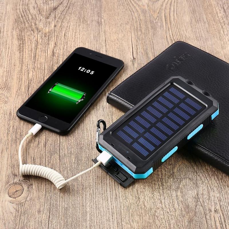 Портативная солнечная батарея с алиэкспресс: лучшие предложения для ценителей активного отдыха