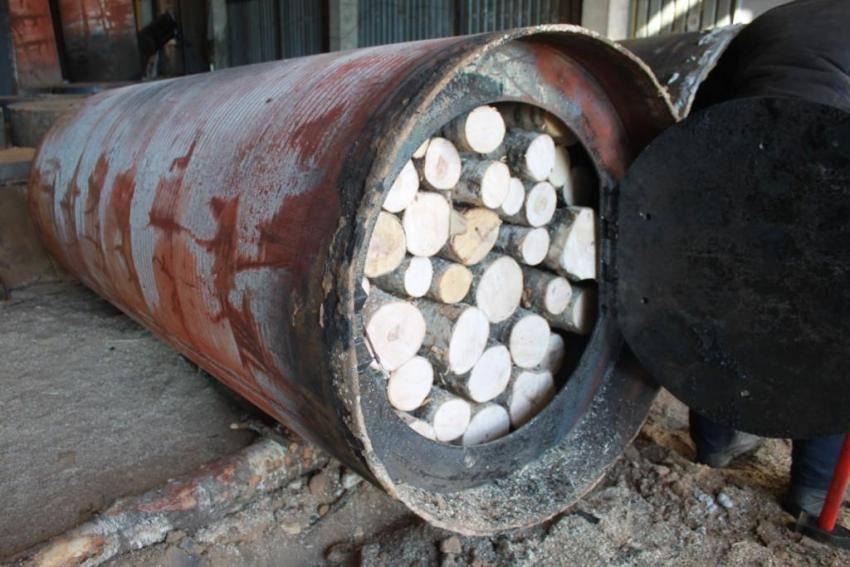 Как сделать древесный уголь своими руками — способы и технология
